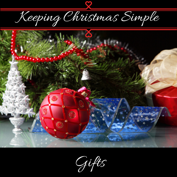 Simple Xmas Gifts